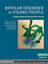 Bipolar Disorder in Young People (eBook): A Psychological Intervention Manual